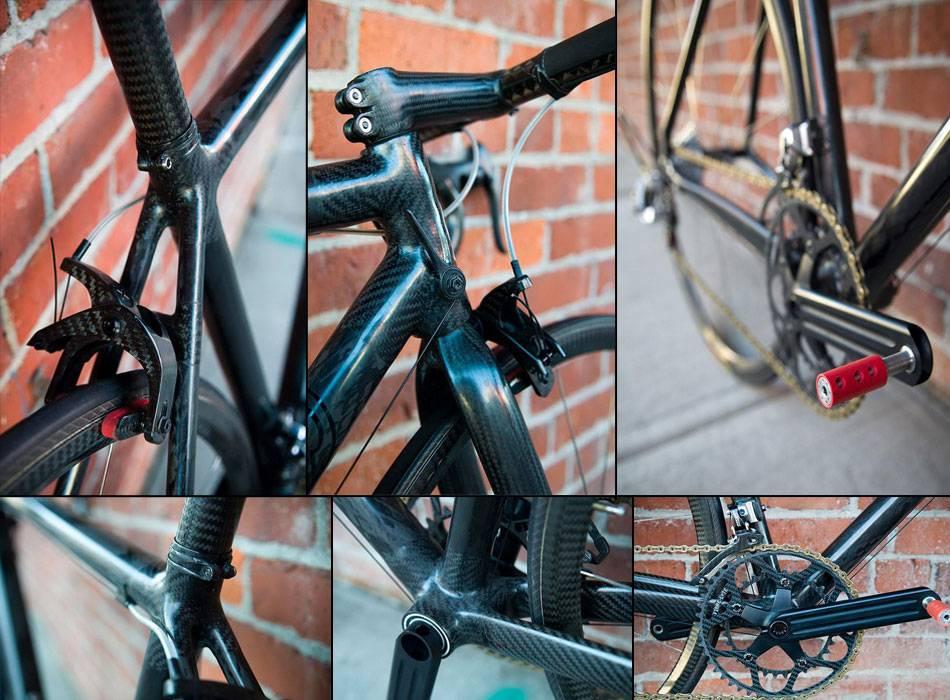 Самый легкий в мире велосипед