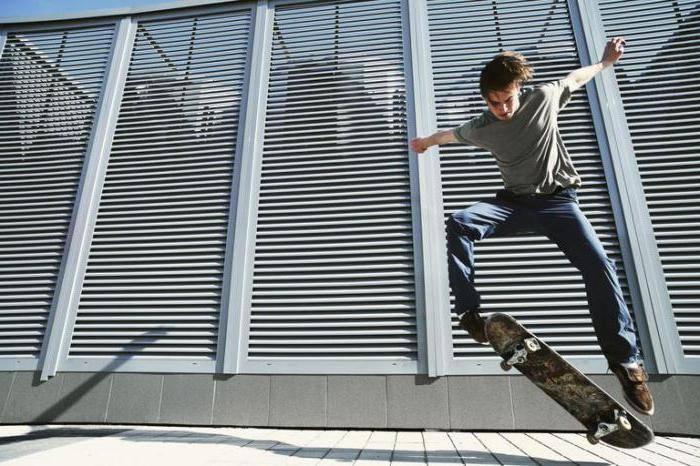 Трюки на скейте легкие