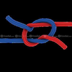 Как завязать веревку