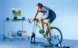 Час езды на велосипеде
