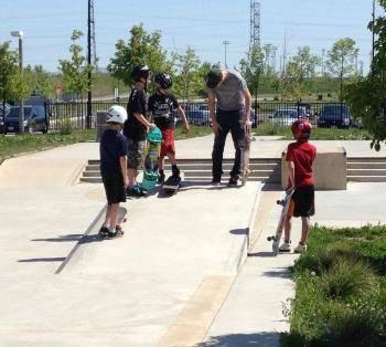Как кататься на скейте для начинающих