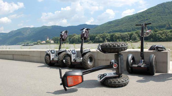 На двух колесах стоя как называется