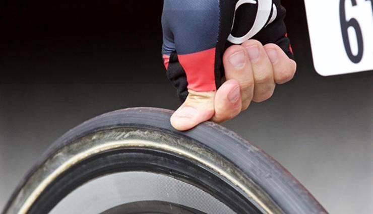 Какое давление в велосипедных шинах