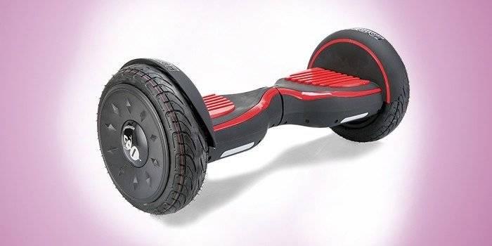 Как называется двухколесный скейт