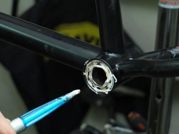 Как правильно смазывать велосипед