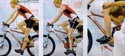Как поднять сиденье на велосипеде