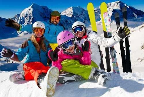 Как подобрать лыжи