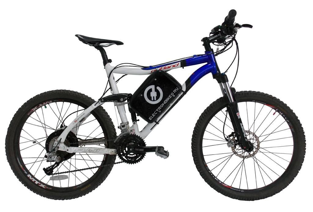Электропривод для велосипеда своими руками