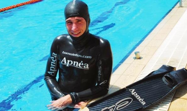 Рекорд гиннесса по задержке дыхания под водой