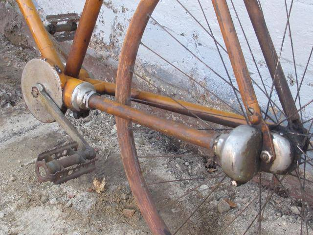 регулировка спиц велосипеда
