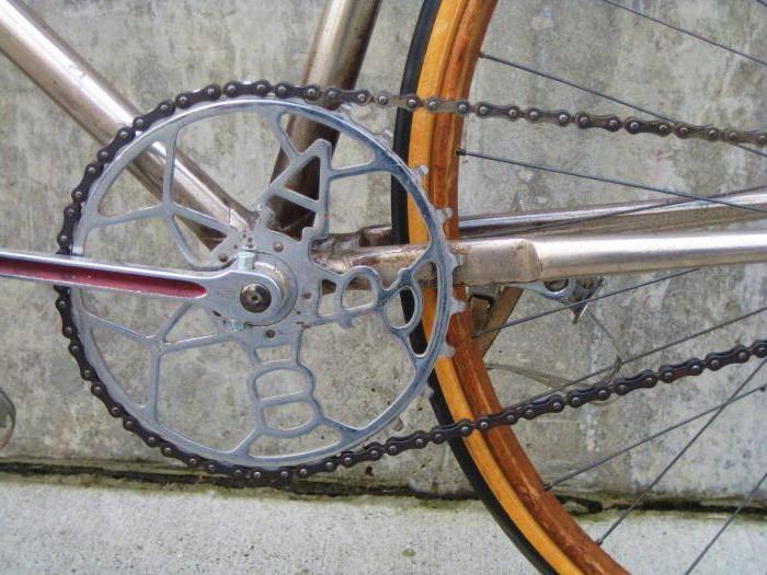 снять шатуны с велосипеда без съемника