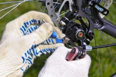 Как настроить тормоза на горном велосипеде