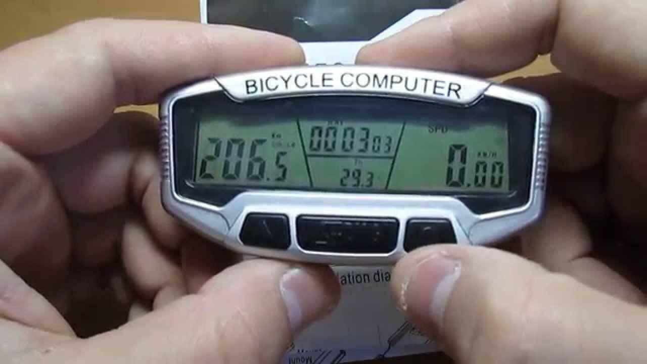 Выбор велокомпьютера