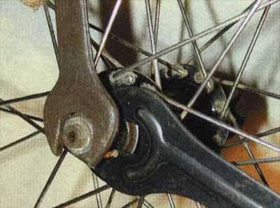 ремонт втулки заднего колеса горного велосипеда