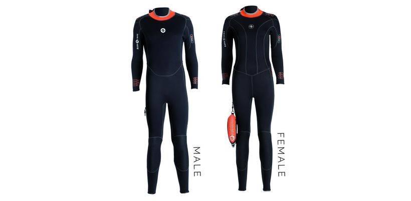 Размеры гидрокостюмов для подводной охоты таблица
