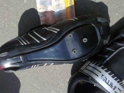 Туфли велосипедные