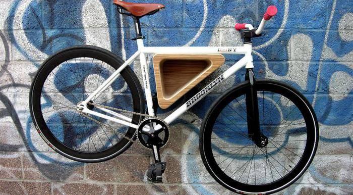 Подвес для велосипеда на стену