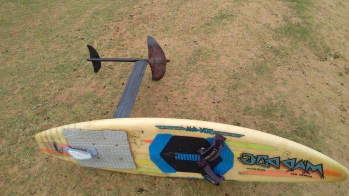 Доска для серфинга своими руками