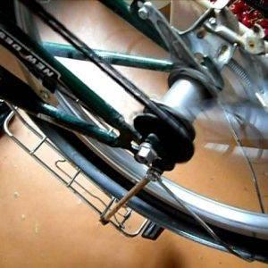 Прокруты на велосипеде ремонт