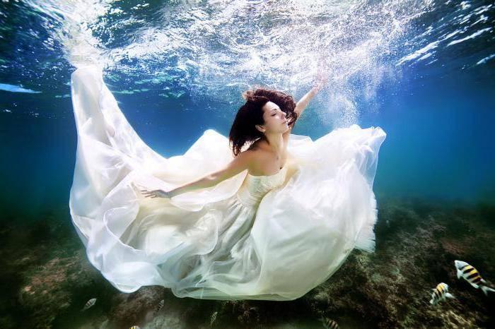 Тренировка задержки дыхания под водой
