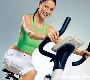 Какие мышцы качаются при езде на велосипеде