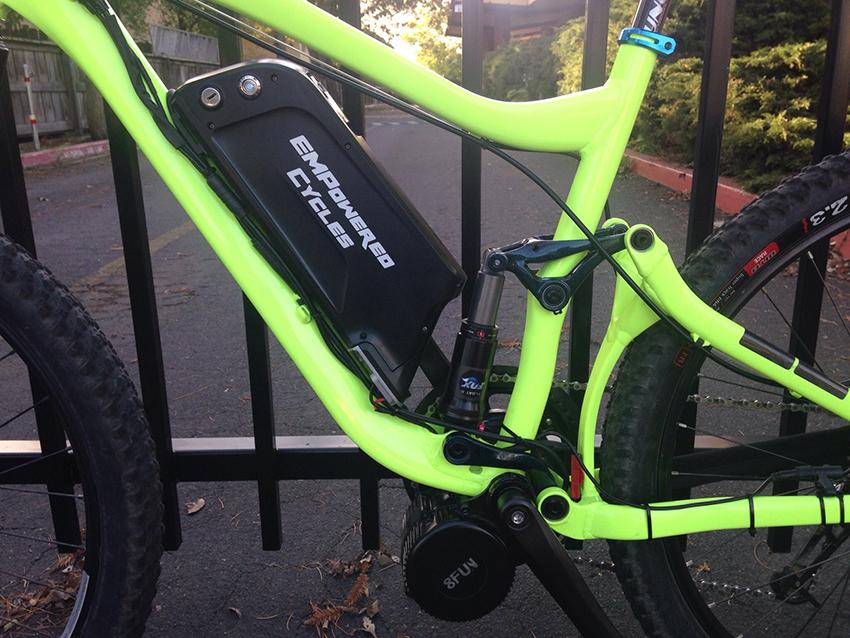 Мотор для велосипеда электрический