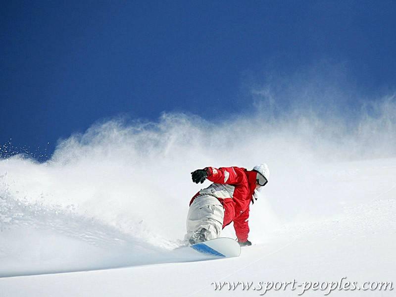 Сноуборд фристайл