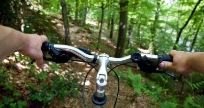 Скорость велосипеда по городу
