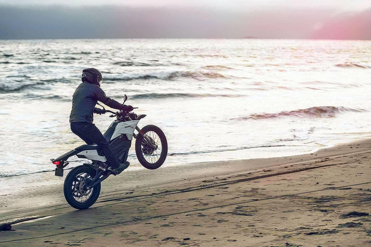 Enduro мотоцикл