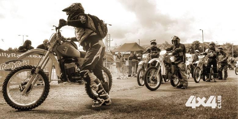 Что такое эндуро мотоцикл