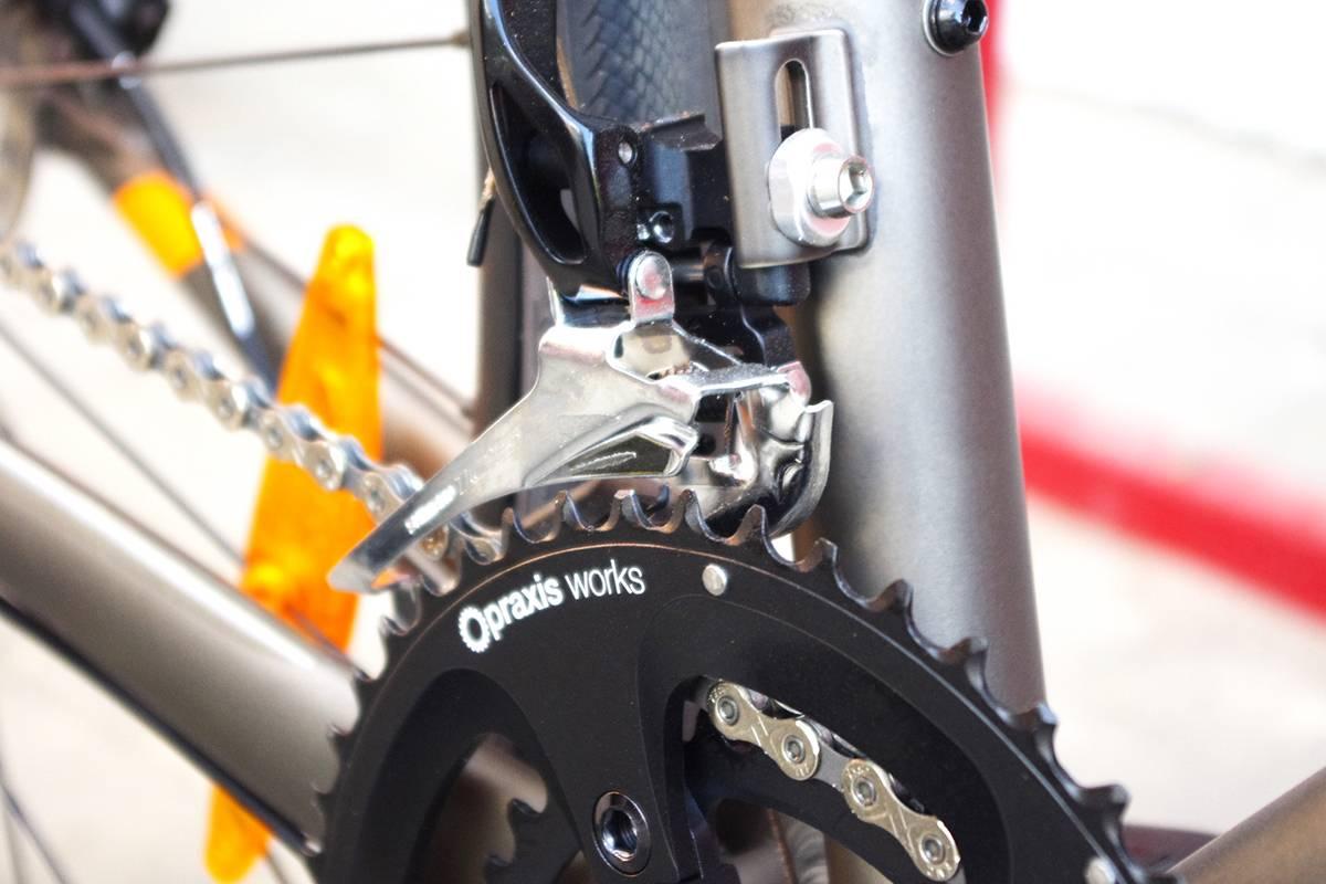Замена троса переключения передач на велосипеде