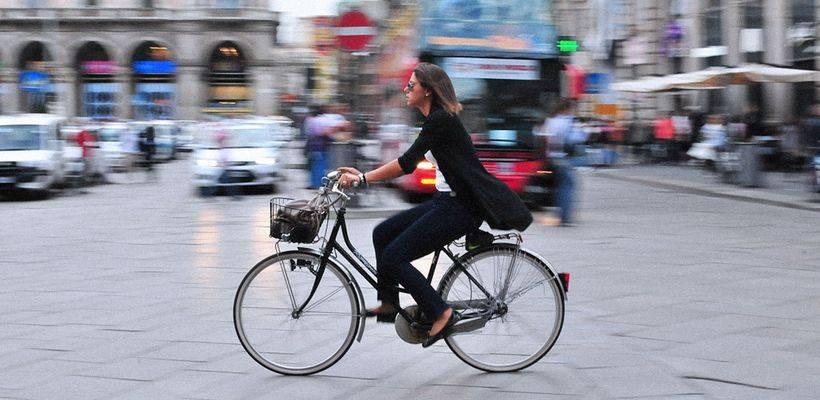 Можно ли ездить велосипедистам по тротуару