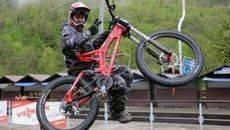 Даунхил велосипед