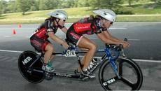 Тандемные велосипеды
