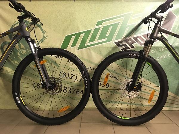 Какой размер колес велосипеда выбрать