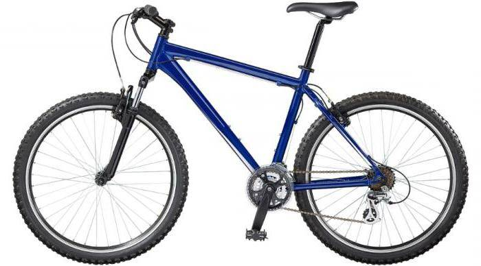 таблица размеров велосипедов под рост