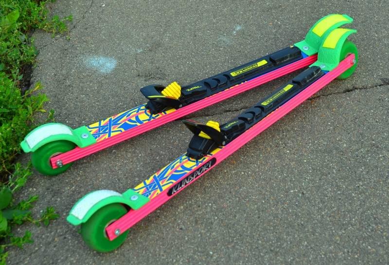 Роллер лыжи