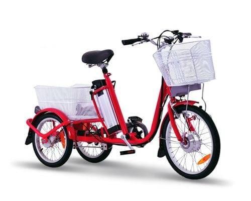 Велосипед трицикл