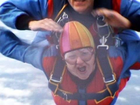 Минимальный вес для прыжка с парашютом