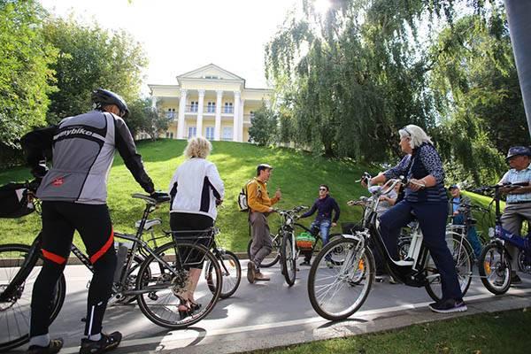 Электровелосипед как работает