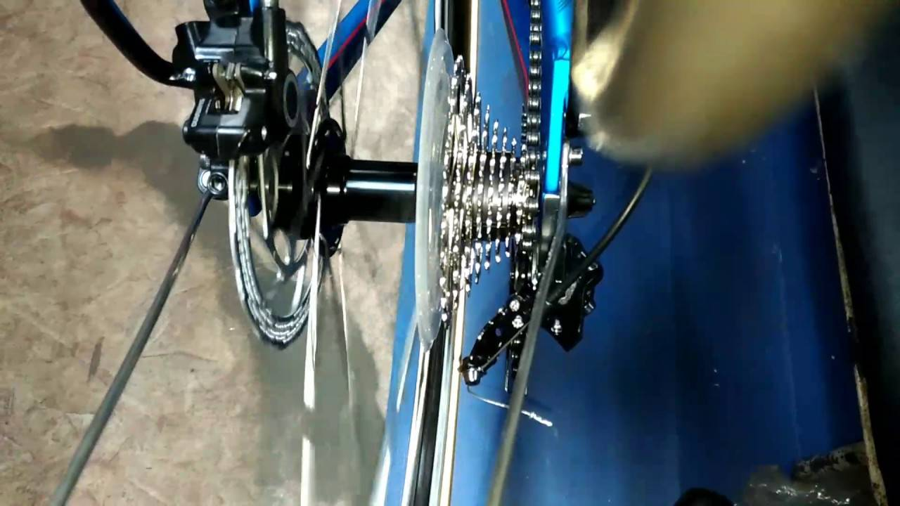 Кассета велосипед