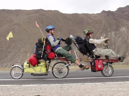 Велосипед для дальних путешествий