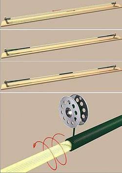 Как сделать курок для арбалета