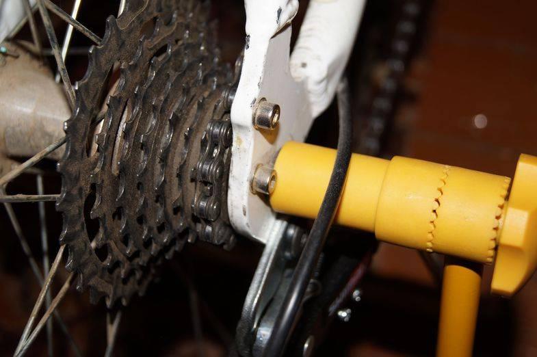 Стойка для ремонта велосипеда своими руками