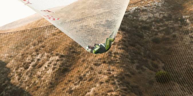 Самый высокий прыжок без парашюта