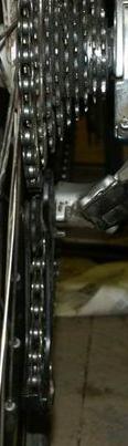регулировка малых скоростей заднего переключателя
