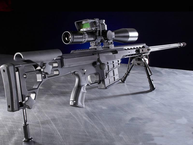 Пейнтбольная винтовка