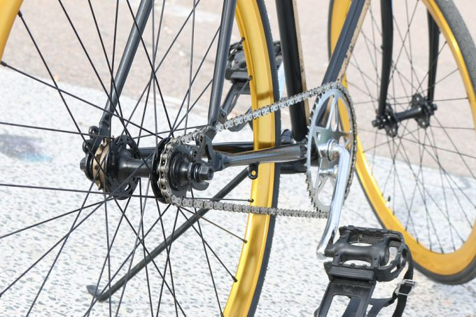 Как собрать заднюю втулку велосипеда стелс