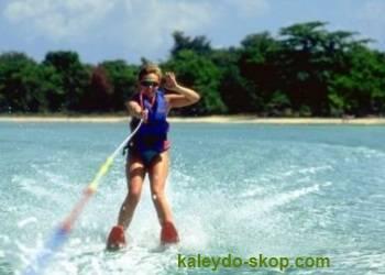 Водные лыжи спорт