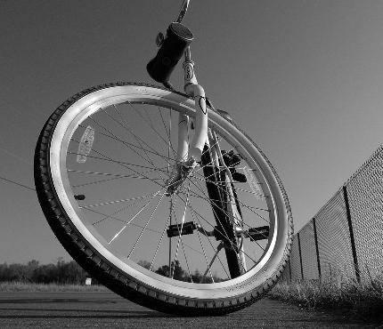 Давление в велосипедной шине